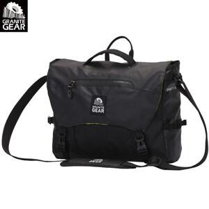GraniteGear Bag/Travel Bag/School Bag/DailyBag G7063-1 Message bag black