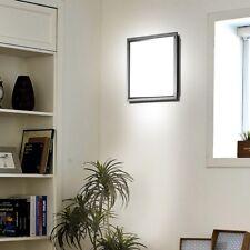 LED Deckenleuchte Panel Lampe Flächenleuchte Kaltlicht ultraslim 30x30cm 12W