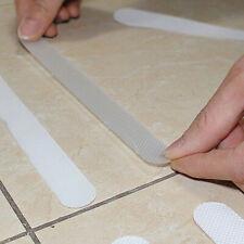 12Pcs Non-Slip Grip Sticker Tape Bathroom Safety Shower Strips Bath Floor Mat