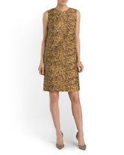 NWT Dolce & Gabbana Runway Made In Italy Mosaic Print Dress 38 $2495