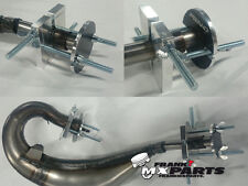 Mino 2-stroke exhaust pipe repair kit / TM MX EN SMR SMX SMM 125 144 250 300 NEW