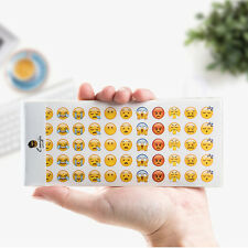 Stickers Cute Facial Expression Deco Craft Art Planner Die Emoji Stick 12sheets