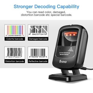 Barcode Scanner Super Capability Code Readers Desktop for Android Win MAC System
