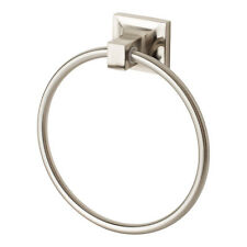 NEW Towel Ring Bathroom Hardware Bath Accessories Holder Hanger - Brushed Nickel