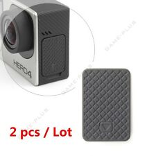 2pcs/lot USB Side Door Protective Cover Replacement for GoPro Hero 3 3+ 4 Camera
