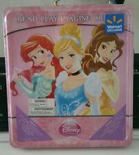 Disney: Read, Play, Imagine, Create,  Princess Collector Tin Set *BRAND NEW*