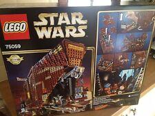 Lego Star Wars UCS 75059 Sandcrawler brand new, factory sealed