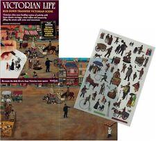 Victorian vita RUB giù trasferimento attività Pack