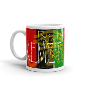 "The True World Order ""Kemet Rising!"" Mug"
