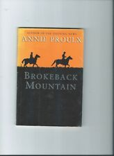 Brokeback Mountain / Annie Proulx Fiction 1998 First Edition SCARCE HARD to FIND