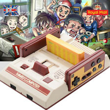 Classic Retro TV Game Console Built-in 500 Games 2 Controller   Gift UK