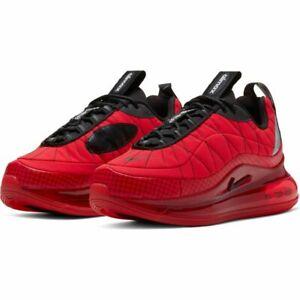 Kids Nike MX-720-818 (GS) Trainers CD4392 600 Red/Black Size UK 1_1.5 EU 33_33.5