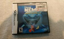 Finding Nemo: Escape to the Big Blue (Nintendo DS) Complete Game with Manual