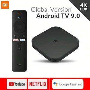 Xiaomi Mi TV Box S Android 9.0 4K HDR WiFi Google Cast Netflix Euro Version