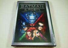 Batman & Robin DVD 2-Disc Special Edition Arnold Schwarzenegger, George Clooney