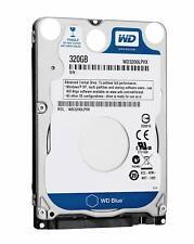 """WD Western Digital Blue WD3200LPVX 320GB 2.5"""" Hard Drive Disk 5400 RPM SATA HDD"""