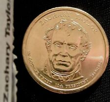 2009-P $1 Zachary Taylor Presidential Dollar BU