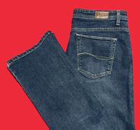 LEE ... Bootcut  Denim  Blue  Jeans ... Size  12 S