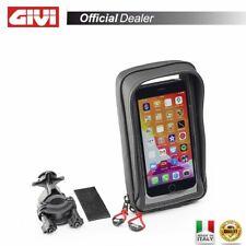 GIVI S958B PORTA SMARTPHONE UNIVERSALE MANUBRIO MOTO PER TELEFONI 189X97MM