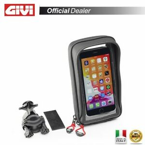 GIVI S958B Holder Smartphone Universal Handlebar Bike For Phones 189X97MM