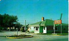 Motel Reynick 1960s Vintage Rapid City South Dakota Postcard  wolc3