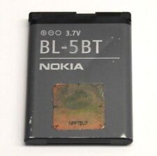Nokia Bl-5Bt Replacement Li-Ion Battery 3.7V for N75 N76 2600 2605 2760 2760B