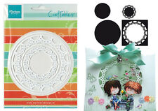 "MARIANNE CRAFTABLES DIES - PASSE_PARTOUT ""CIRCLE"" CR1239    CARDS & SCRAPBOOKING"