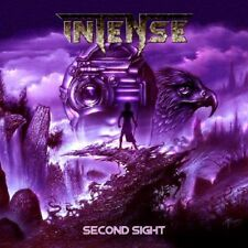 Intense - Second Sight - CD - Neu OVP - Power Metal