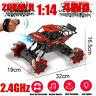 2.4Ghz 4WD RC Auto Orologio Gesto Rilevamento Stunt Telecomando Elettrico Nuovo