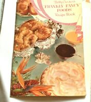 1959 Betty Crocker's Frankly Fancy Foods Recipe Book 1959 General Mills 26 Pages