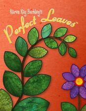 Perfect Leaves: Heat Resistant Plastic Templates in 15 Sizes Karen Kay Buckley