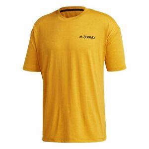 Adidas Performance Terrex Hike Mens T-Shirt Top GD1158 Size M