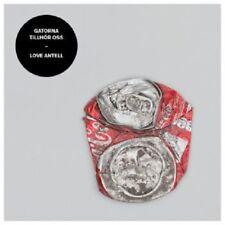 """Love Antell - """"Gatorna Tillhör Oss"""" - 2012 - CD Album"""