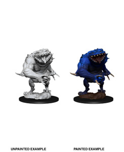 figurine HD mini wizkids JDR D&D pathfinder W11 Blue Slaad