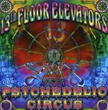 13th Floor Elevators-psichedelica Circus, CD NUOVO