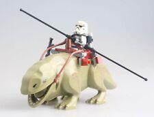 Lizard Dewback Set MiniFigures Sandtrooper Star Wars Beast Lot Brick Blocks Toy