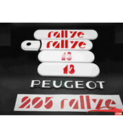 Kit custodes complet pour PEUGEOT 205 RALLYE