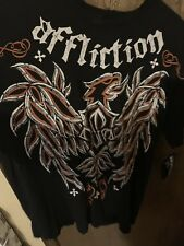 Georges St. Pierre Affliction Signature Series Tshirt NWT 3XL XXXL