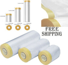 MyLifeUNIT Tape and Drape, Assorted Masking Paper for Automotive Painting New