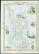 More details for 1850 - antique map of