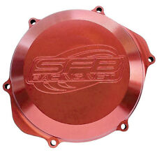 SFB Racing RED Clutch Cover Kawasaki KX125 2003-2006