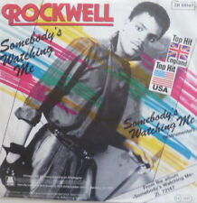 "7"" 1983 KULT IN MINT-! ROCKWELL Somebody´s Watching Me"