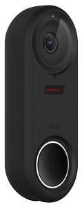 Google Nest Hello Doorbell Cover - elago®  Silicone Case [Black]