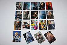 PAMELA'S ANDERSON BAR WIRE COLLECTION COLLECTIBLE CARDS (COMPLETE YOUR SET)