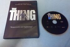 The Thing (DVD, 2012) **HALLOWEEN** HORROR