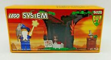 Lego 6020 Dragon Knights Magic Shop Wizard Glow Wand Complete w Manual and Box