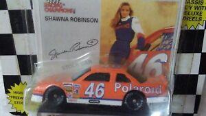 Racing Champions NASCAR 1994  #46 Shawna Robinson Polaroid Chevy Lumina 1/64
