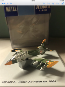 MB 339 A-Italian Air Force Art 5001 Armour 1/100