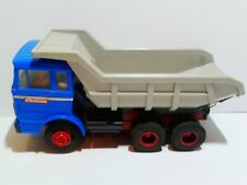 Carrera 1:32 Mercedes dump truck for restoration incomplete condition