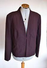Blazer Synthetic Plus Size Coats & Jackets for Women